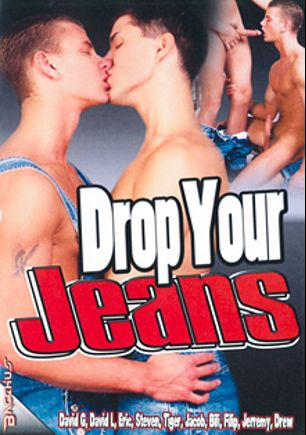 Drop Your Jeans, starring David L., David G., Bili, Flip, Steven, Drew, Eric, Jacob, Jeremy and Tiger, produced by Bacchus.