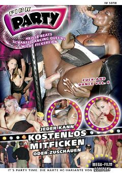 "Adult entertainment movie ""Fick Party: Fuck And Dance 8"". Produced by MEGA-FILM."