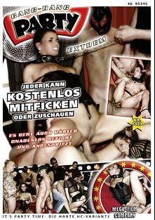 Gang-Bang Party Extrem, produced by MEGA-FILM.