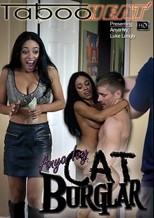 Anya Ivy In Cat Burglar, starring Anya Ivy and Luke Longly, produced by Taboo Heat.