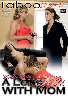 Molly Jane In A Long Kiss With Mom, starring Molly Jane and Cory Chase, produced by Taboo Heat.