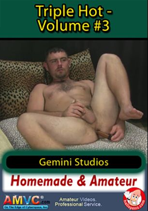 Triple Hot 3, starring Joe Sharp, Rick and Steve Justice, produced by Gemini Studios.
