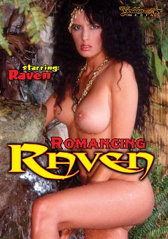 "Adult entertainment movie ""Romancing Raven"" starring Vicky Vickers, Marry Mann & Jamie Cummings. Produced by Golden Age Media."