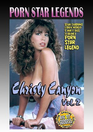 Straight Adult Movie Porn Star Legends: Christy Canyon 2