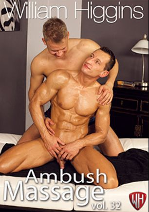 Ambush Massage 32, starring Boris Stark, Libor Bores, Ivan Hruza, Milan Kvetnik, Steve Peryoux, Luky Svit and Borek Sokol, produced by William Higgins.