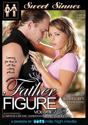 Father Figure 7, starring Keisha Grey, Samantha Rone, Carter Cruise, Zoey Foxx, Marcus London, Alec Knight, Dana Vespoli, Melissa Monet, Steven St. Croix and Evan Stone, produced by Sweet Sinner and Mile High Media.