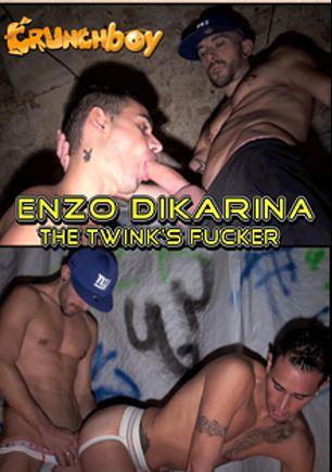 Enzo Dikarina The Twink's Fucker, starring Enzo Di Karina, produced by Crunchboy.fr.