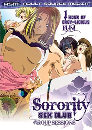 Sorority Sex Club, starring Anime (f), produced by Adult Source Media.