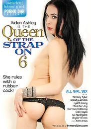 """Just Added presents the adult entertainment movie """"Queen Of The Strap-On 6""""."""
