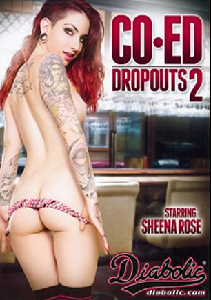 Co-Ed Dropouts 2, starring Sheena Rose, Penny Stiles, Kaylee Hayes, Kara Price, Will Powers, Anthony Rosano, Marco Banderas and Mark Wood, produced by Diabolic Digital.