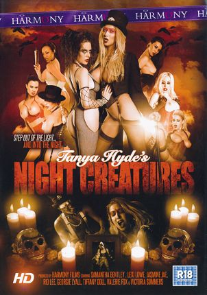 Straight Adult Movie Night Creatures