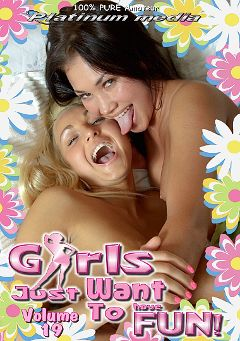 "Adult entertainment movie ""Girls Just Want To Have Fun 19"" starring Nicole, Megan & BJ. Produced by Platinum Media."