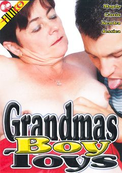 "Adult entertainment movie ""Grandmas Boy Toys"" starring Magdy, Jessica * & James Josh. Produced by Filmco."