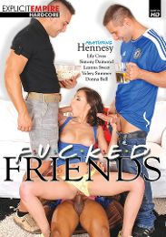 "Just Added presents the adult entertainment movie ""Fucked Friends""."