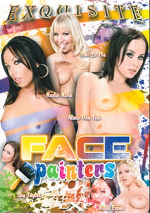 Face Painters, starring Viki La Vie, Nadia Nitro, Riley Evans, Alexa Von Tess, Sky Taylor and Marco Banderas, produced by EXP Exquisite.