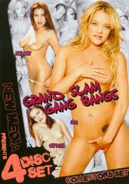 """Just Added presents the adult entertainment movie """"Grand Slam Gang Bangs Part 4""""."""