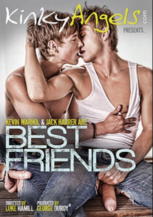 Best Friends, starring Kevin Warhol, Jack Harrer, Gino Mosca, Jim Kerouac and Kris Evans, produced by Bel Ami.