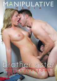 """Featured Studio - Manipulative Media presents the adult entertainment movie """"Brother Sister Manipulations""""."""