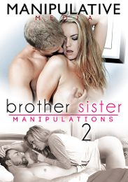 """Featured Studio - Manipulative Media presents the adult entertainment movie """"Brother Sister Manipulations 2""""."""
