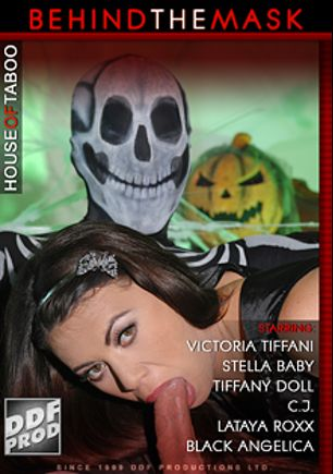 Behind The Mask, starring Tiffany Doll, Victoria Tiffani, C.J. (f), Stella Baby and Black Angelica, produced by DDF Production Ltd.