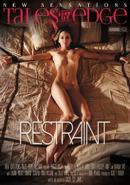 "Featured Studio - New Sensations presents the adult entertainment movie ""Restraint""."