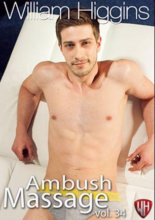 Ambush Massage 34, starring Dan Molan, Tono Milos, Vilem Posto, Alan Frank and Ivan Mraz, produced by William Higgins.
