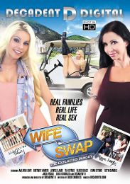 """Featured Category - Wife presents the adult entertainment movie """"Wife Swap: The Exploited Parody""""."""