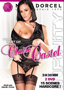 Very Best Of: Claire Castel Infinity - French, starring Claire Castel, produced by Marc Dorcel.
