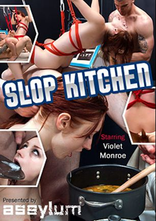 Slop Kitchen, starring Violet Monroe, produced by Assylum.