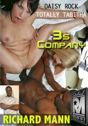 """Just Added presents the adult entertainment movie """"3s Company: Daisy Rock And Totally Tabitha""""."""