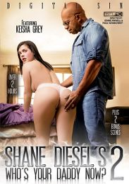 """Featured Category - Black Dicks / White Chicks presents the adult entertainment movie """"Shane Diesel's Who's Your Daddy Now 2""""."""
