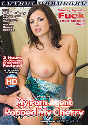 My Porn Agent Popped My Cherry, starring Keisha Grey, Brianna Brown, Kayla West and Mandy Muse, produced by Lethal Hardcore.