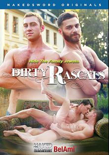 Dirty Rascals, starring Connor Maguire, Tommy Defendi, Tim Campbell, Rick Lautner, Marcel Gassion, Dato Foland, Vasek Konik, Darius Ferdynand, Phillipe Gaudin and Karel Ceman, produced by NakedSword Originals.
