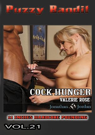 Straight Adult Movie Puzzy Bandit 21: Cock Hunger