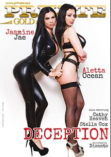 Deception, starring Jasmine Jae, Aletta Ocean, Stella Cox, Cathy Heaven and Ryan Ryder, produced by Private Media.