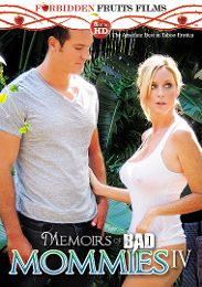 """Featured Category - Blondes presents the adult entertainment movie """"Memoirs Of Bad Mommies 4""""."""