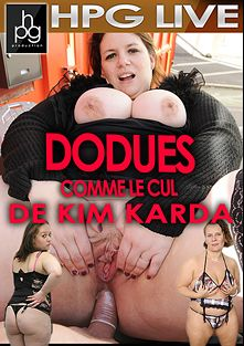 Dodues Comme Le Cul De Kim Karda, starring Claire Dodue, Ineesa, Morgane Sensuelle and Herve Pierre Gustave, produced by HPG Production.