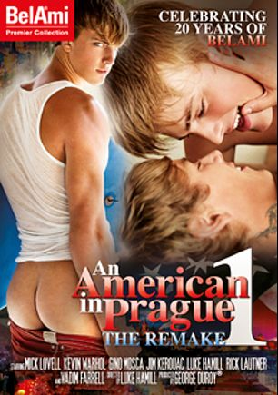 An American In Prague: The Remake, starring Mick Lovell, Rick Lautner, Kevin Warhol, Jim Kerouac, Vadim Farrell, Karel Ceman and Luke Hamill, produced by Bel Ami.
