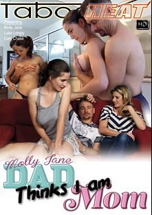 Molly Jane In Dad Thinks I Am Mom, starring Molly Jane, Cory Chase and Luke Longley, produced by Taboo Heat.