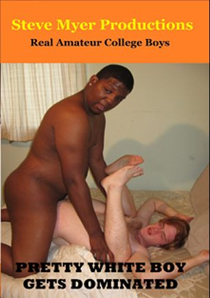Pretty White Boy Gets Dominated, starring Trey (m) and Joseph, produced by Steve Myer Productions.