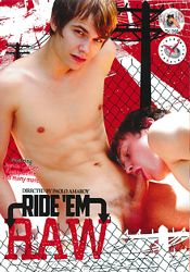 Gay Adult Movie Ride 'Em Raw