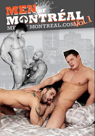 Men Of Montreal, starring Alexy Tyler, Christian Power, Nicolas Potvin, Ivan Lenko, Max Chevalier, Alec Leduc, Ben Rose and Marko Lebeau, produced by Men Of Montreal.