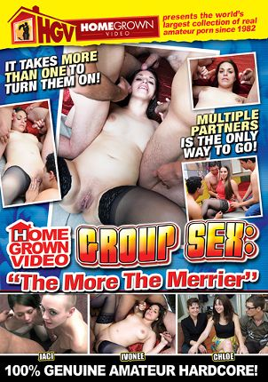 Straight Adult Movie Homegrown Video Group Sex: The More The Merrier