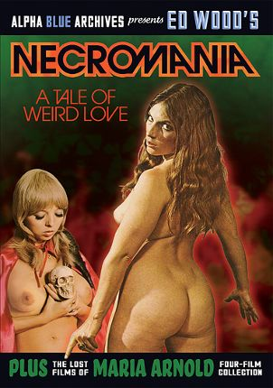 Straight Adult Movie Necromania: A Tale Of Weird Love