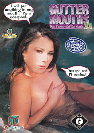 Gutter Mouths 33, starring Ashley Blue, Sasha Know, Katie Ray and Vanessa Lane, produced by JM Productions.