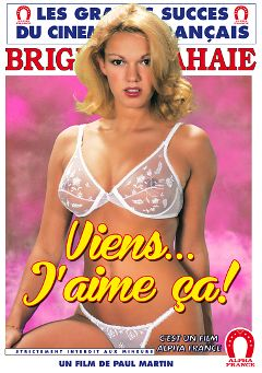 "Adult entertainment movie ""Come Here And Give It To Mommy - French"" starring Cyril Val, Richard Allan & Charlie Schreiner. Produced by ALPHA-FRANCE."