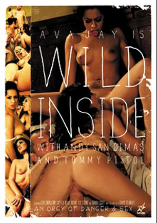 Wild Inside, starring Ava Jay, Richie's Brain, David Stanley, Samantha Swallows, Lily Labeau, Andy San Dimas, Tommy Pistol, Barry Scott and Lee Stone, produced by Vivid Entertainment.