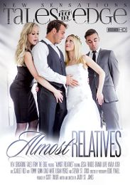 "Featured Studio - New Sensations presents the adult entertainment movie ""Almost Relatives""."