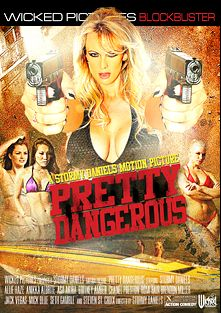 Pretty Dangerous, starring Anikka Albrite, Romi Rain, Chanel Preston, Brendon Miller, Seth Gamble, Allie Haze, Britney Amber, Asa Akira, Jack Vegas, Mick Blue, Stormy Daniels and Steven St. Croix, produced by Wicked Pictures.