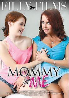 Mommy And Me 11, starring Alice Green, Janet Mason, Kendra Khaleesi, Eva Long (f), Kacy Lane, Alyssa Lynn, Jenna Ivory and Rayveness, produced by Filly Films.